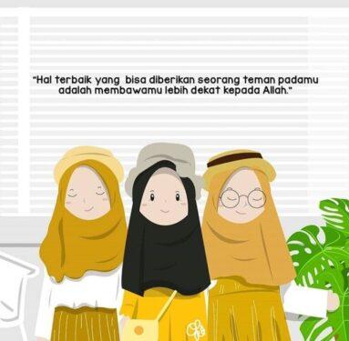 Teman Muslimah
