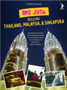 , Review Buku Rp2 Juta Keliling Thailand, Malaysia, & Singapura, Jurnal Suzannita