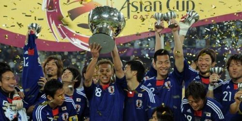 Jepang Juara Piala Asia