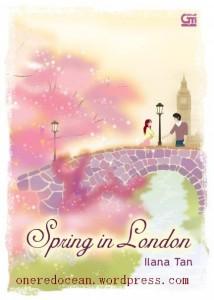 , Review Buku Spring in London, Jurnal Suzannita