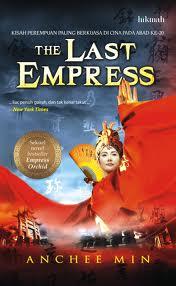 , Review The Last Empress, Jurnal Suzannita
