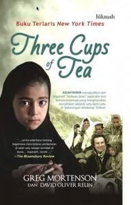 , Review Buku Three Cups of Tea (Tiga Cangkir Teh), Jurnal Suzannita