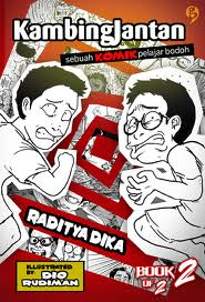 Review Buku Komik Kambing Jantan 2