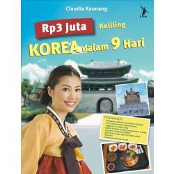 , Review Buku Rp3 Juta Keliling Korea dalam 9 Hari, Jurnal Suzannita