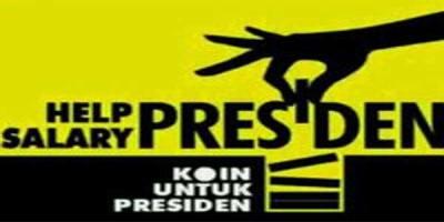 , Koin Untuk SBY, Jurnal Suzannita