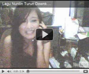 , Nyanyikan Lagu 'Nurdin Turun Dong', Jurnal Suzannita