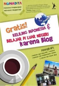 , Review Buku Gratis! Keliling Indonesia & Belajar di Luar Negeri karena Blog, Jurnal Suzannita