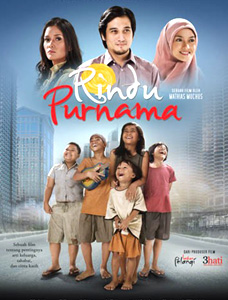 Review Buku Rindu Purnama
