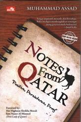 Review Buku Notes From Qatar
