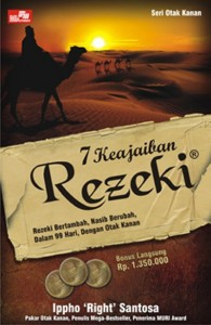 , Review Buku 7 Keajaiban Rezeki, Jurnal Suzannita