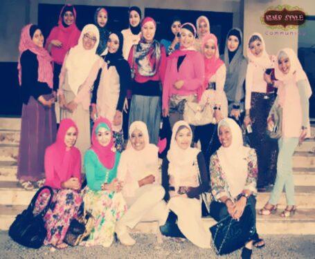 Hijab Style Community Palembang