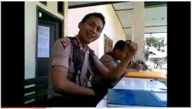 , Polisi Juga Manusia, Jurnal Suzannita