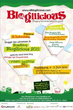 #Blogilicious Palembang