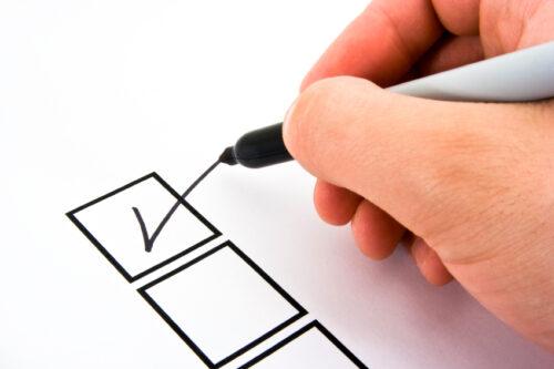 Checklist Impian