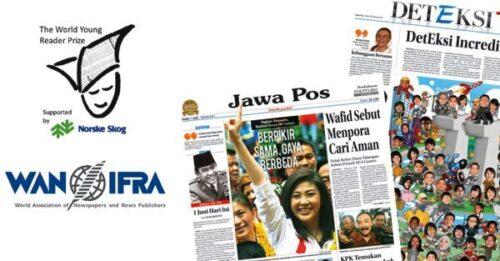 Jawa Pos, Newspaper of The Year