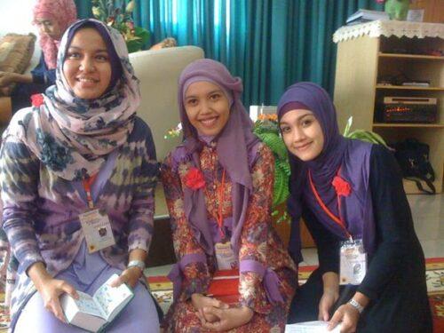 Sepenggal Cerita Halal bi Halal Hijabers Palembang