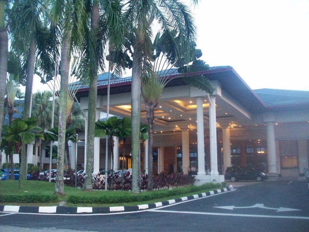 #MSS2011 Santai di Holiday Inn Hotel Glenmarie