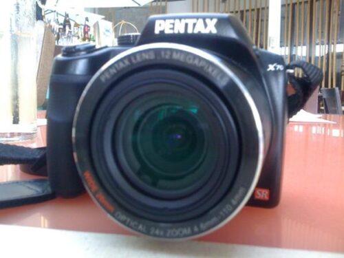 , Review Pentax X70, Jurnal Suzannita