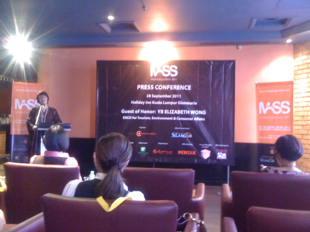 , Kick Off Final #MSS2011, Jurnal Suzannita