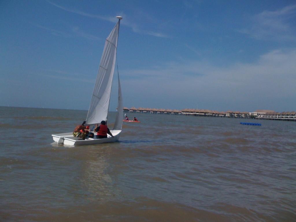 #MSS2011 Serunya Mencicipi Water Sport