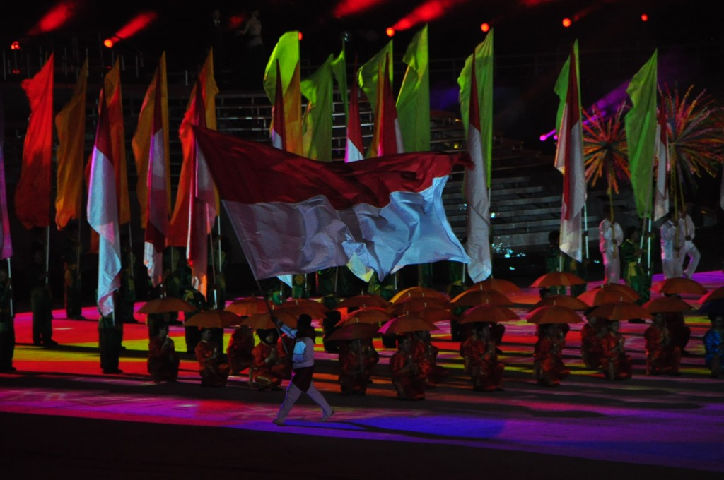 Closing SEA Games XXVI Luar Biasa