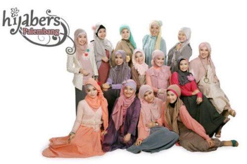Hijabers Palembang