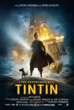 Review Film The Adventures of Tintin Secret of the Unicorn