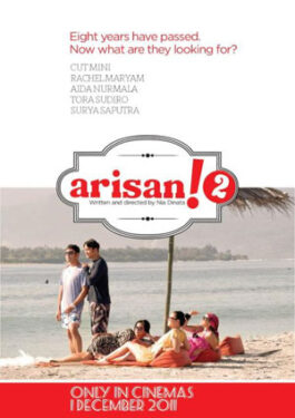 , Review Film Arisan! 2, Jurnal Suzannita