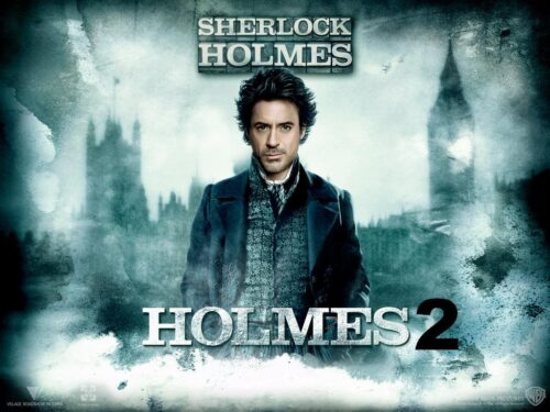 Review Sherlock Holmes 2: A Game of Shadows