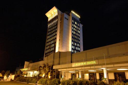 Review Hotel Aryaduta Palembang