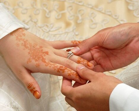 Pernikahan Nan Syahdu