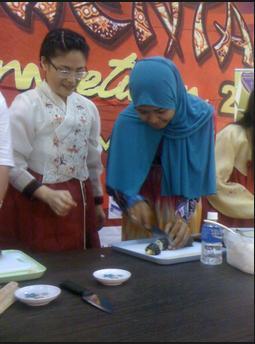 , Sukses Membuat Kimbab, Jurnal Suzannita