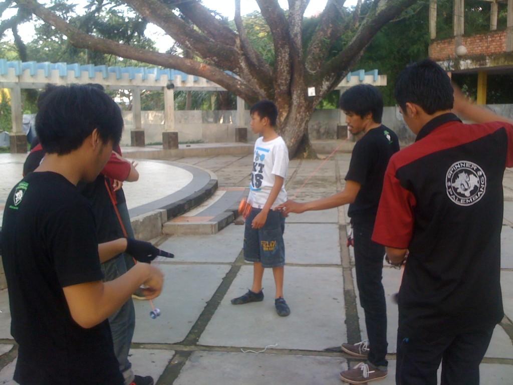 , Yoyo, Permainan Penuh Tantangan, Jurnal Suzannita