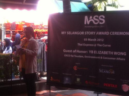 Terima Kasih My Selangor Story