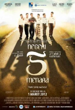 Review Film Negeri 5 Menara