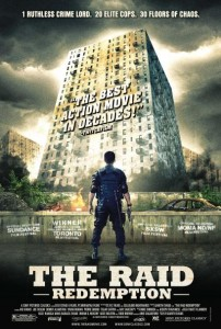 Review Film The Raid