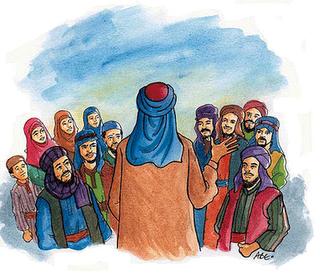 Nabi Adam, Manusia Pertama di Bumi