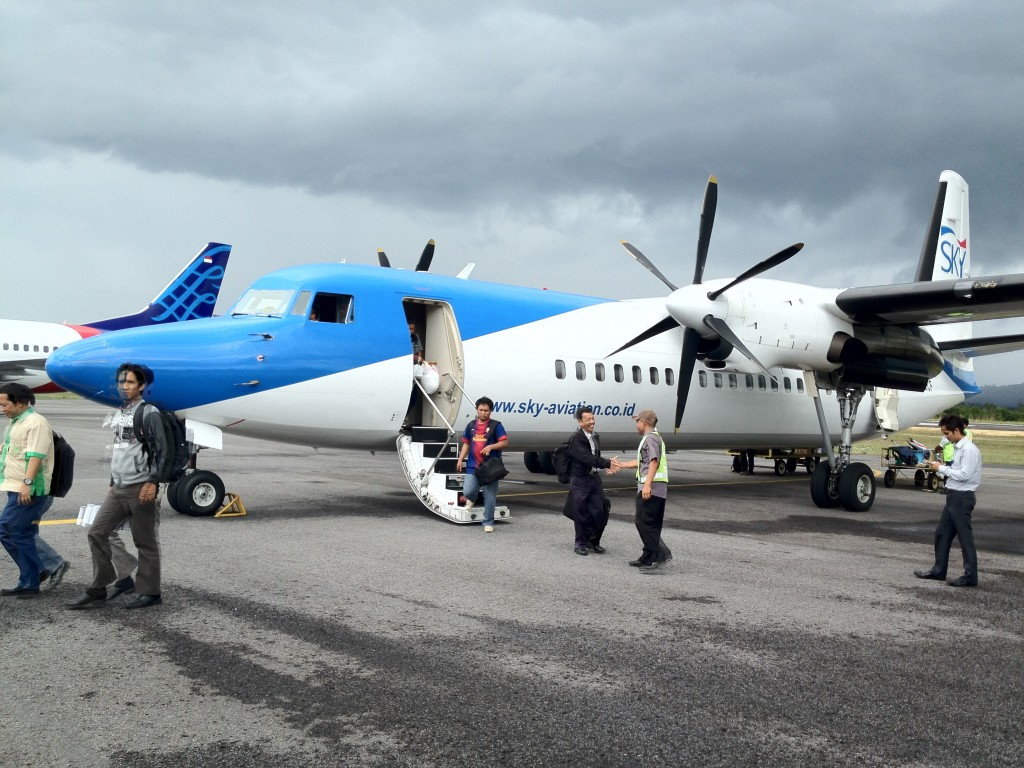 Plesiran ke Belitung