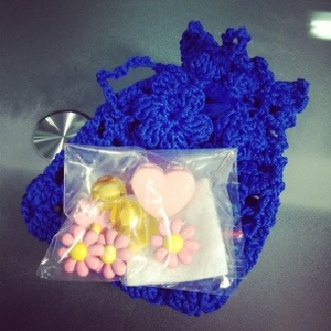 , Crochet Pocket – Gift, Jurnal Suzannita