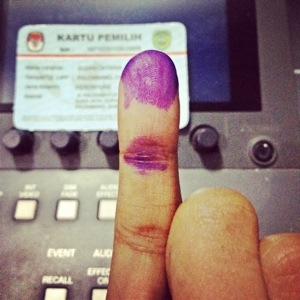 Have you voted?, Have you voted?, Jurnal Suzannita