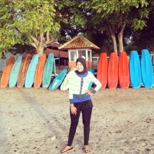 , Time for water sport, Jurnal Suzannita