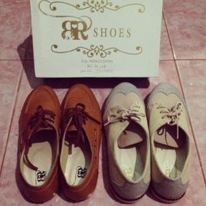 , The Right Shoes, Jurnal Suzannita