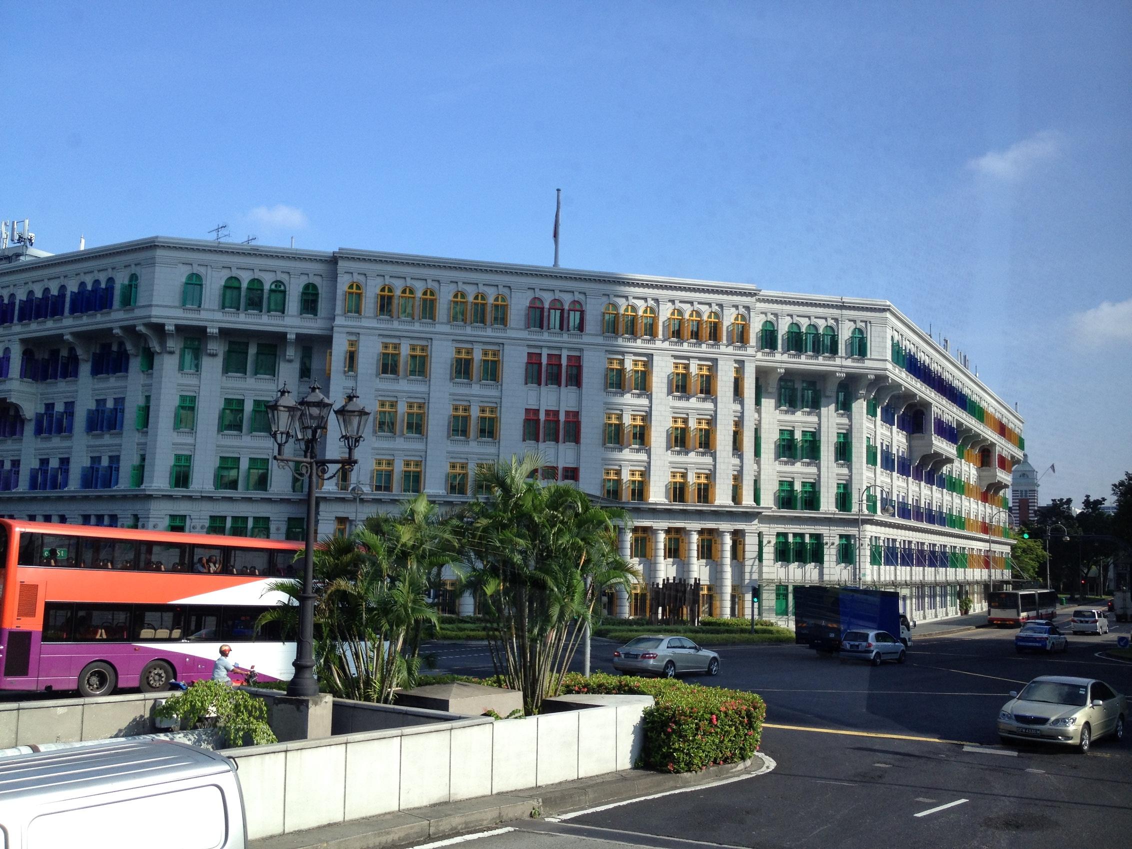 Jalan-Jalan Hari Minggu di Singapura, Jalan-Jalan Hari Minggu di Singapura, Jurnal Suzannita