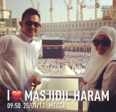 umroh bersama garuda indonesia, Umrah bersama Garuda Indonesia, Jurnal Suzannita