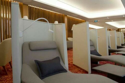 Garuda Indonesia Lounges