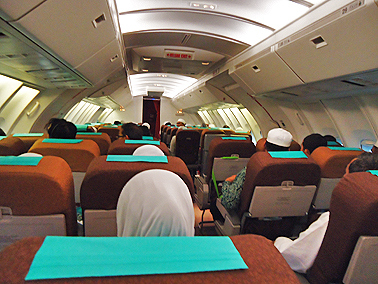 Umrah Bersama Garuda Indonesia