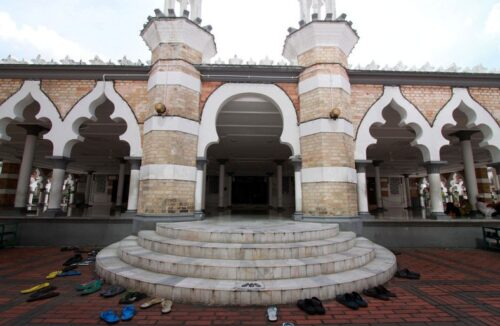 masjid jamek 1