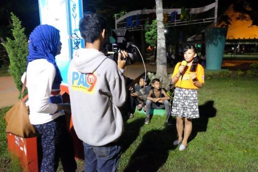 Audisi Presenter PalTV 2015, Audisi Presenter PalTV 2015, Jurnal Suzannita