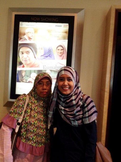 Ibu dan Saya