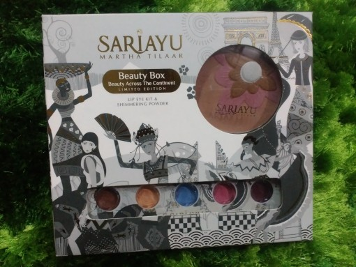 SARIAYU Beauty Across The Continent Limited Edition, REVIEW: SARIAYU Beauty Across The Continent Limited Edition, Jurnal Suzannita